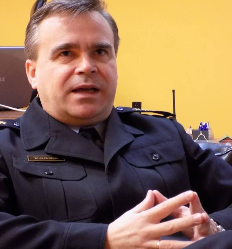 - Kontrola zalecona przez wojewodę naprawdę obudziła wiele osób i zmusiła do działania - mówi komendant Wojciech Śliwiński.