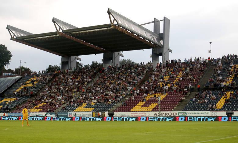 Jesienią stadion im. Floriana Krygiera odwiedziło 55 671 widzów.