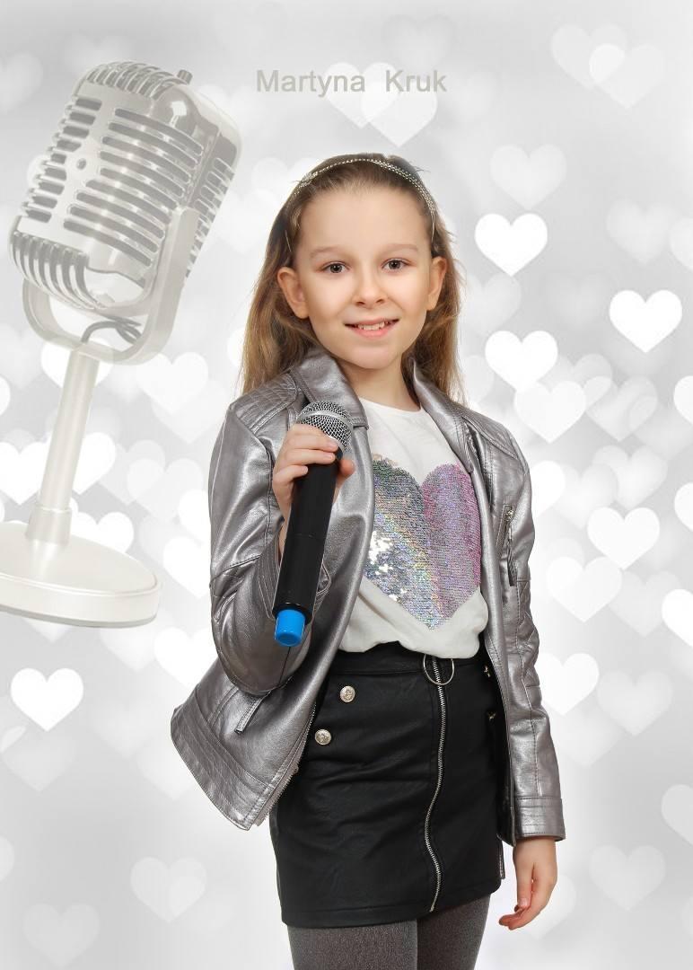 Martyna KrukLiderka w kategorii Małe Talenty- dzieci w wieku od 4 do 9 lat