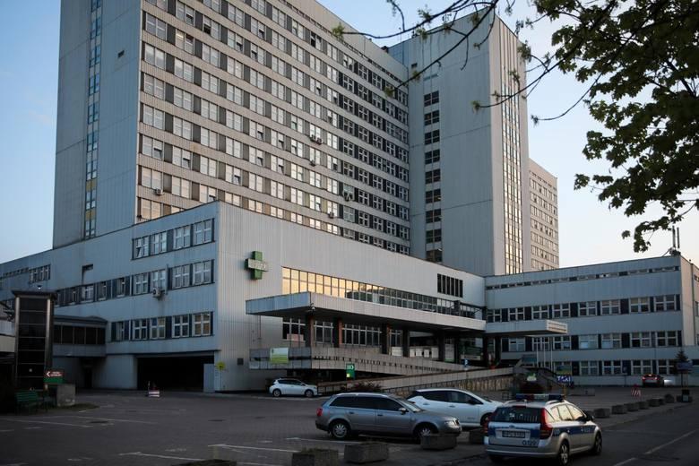 Kraków. Koronawirus na oddziale psychiatrycznym Szpitala Specjalistycznego im. Rydygiera