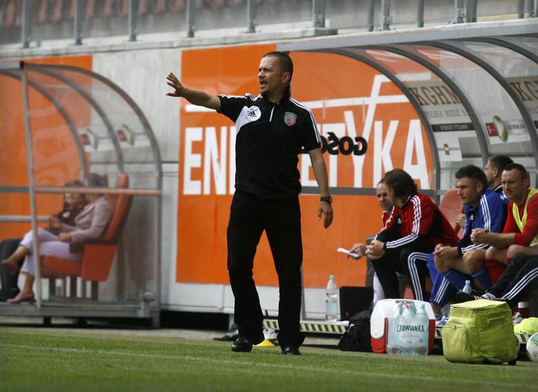 Trener Ulatowski cel ma jasny - awans