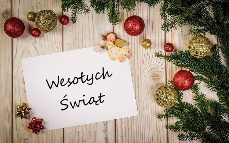 życzenia Boże Narodzenie 2018 Najpiękniejsze życzenia