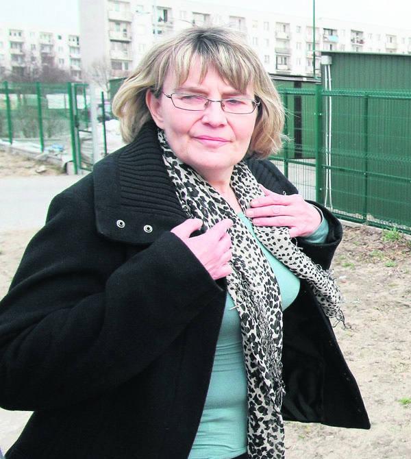 - Rada nadzorcza nie chciała dłużej współpracować z osobą, która zataja ważne informacje - mówi Elżbieta Melaniuk.