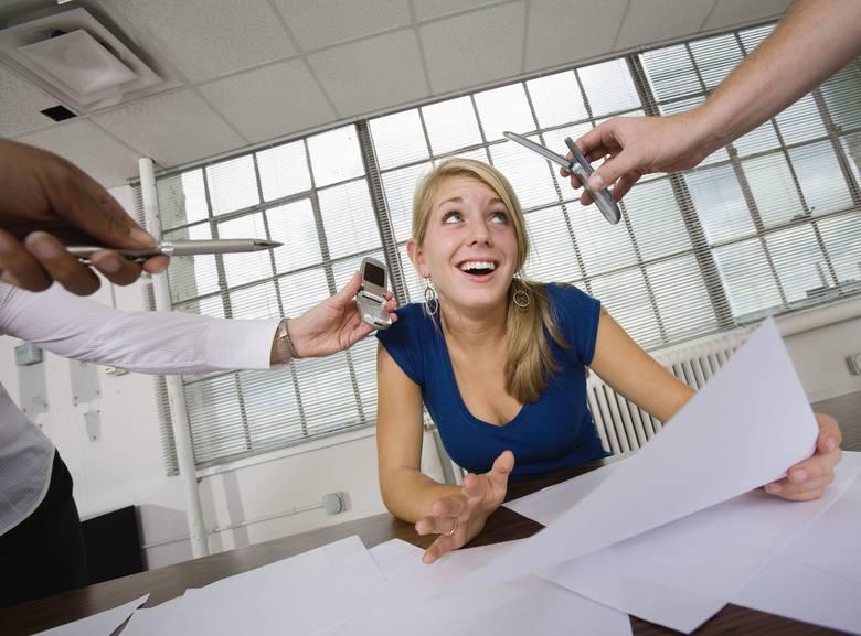 Panuje ogólna zasada, że do pracy w dużej firmie bardziej stworzone są osoby silnie ukierunkowane na sukces, lubiące rywalizację i osiąganie kolejnych