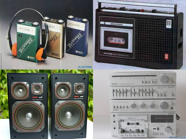 W drugiej połowie i pod koniec XX wieku w karnawale doskonale bawiliśmy się przy domowym sprzęcie hi-fi. W PRL-u takie wyposażenie stanowiło przedmiot