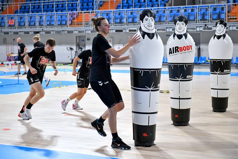 MKS Perła Lublin przygotowuje się do sezonu. Nowy trener Kim Rasmussen chce wszystko wygrywać