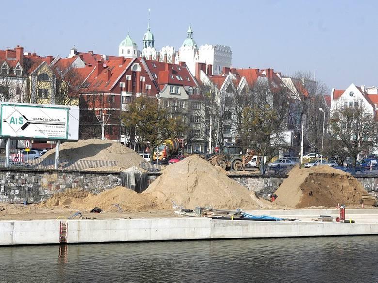 Spacerem po inwestycjach w Szczecinie [zdjęcia]