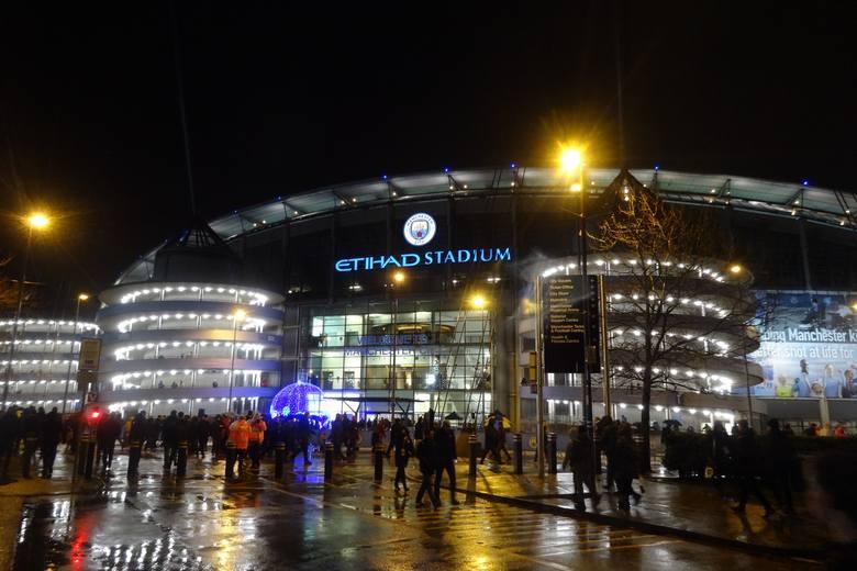 Etihad Stadium od kuchni. Zwiedzamy stadion i muzeum Manchesteru City