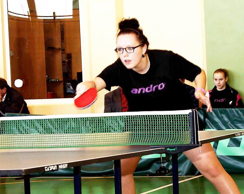 Katarzyna Palacz zajęła drugie miejsce w turnieju kobiet.