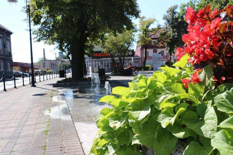 - Cudownie, nie ma jak to moje miasto Nowa Sol kochana - komentuje zdjęcia, które wykonali pracownicy urzędu miejskiego pani Aleksandra. A pani Beata