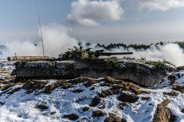 W czwartek, 18 lutego 2 kompania zmechanizowana z 10 Batalionu Zmechanizowanego Dragonów 10 Brygady Kawalerii Pancernej realizowała zajęcia z prowadzenia