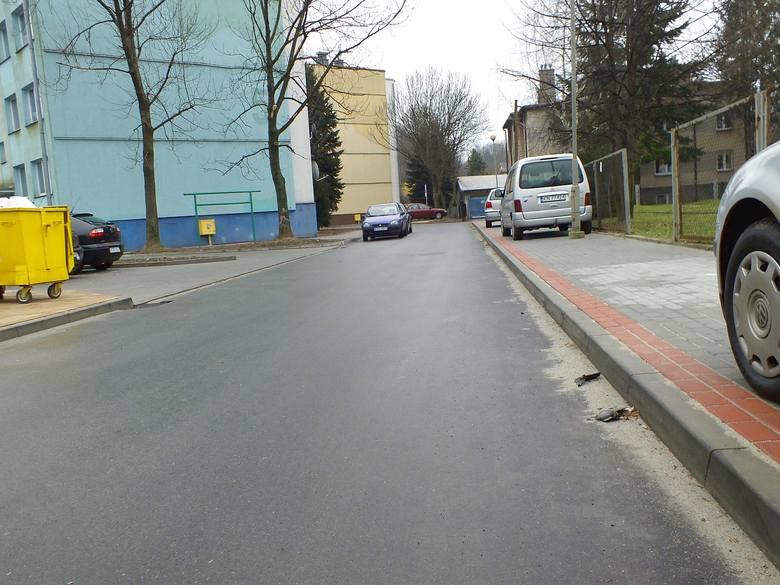 Na ulicy Krasińskiego jest bezpieczniej