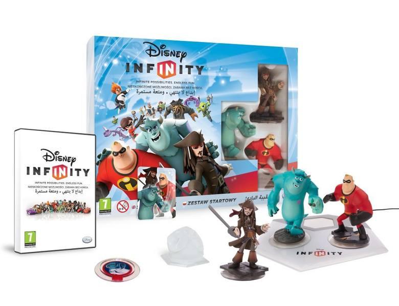 Disney InfinityZestaw startowy Disney Infinity