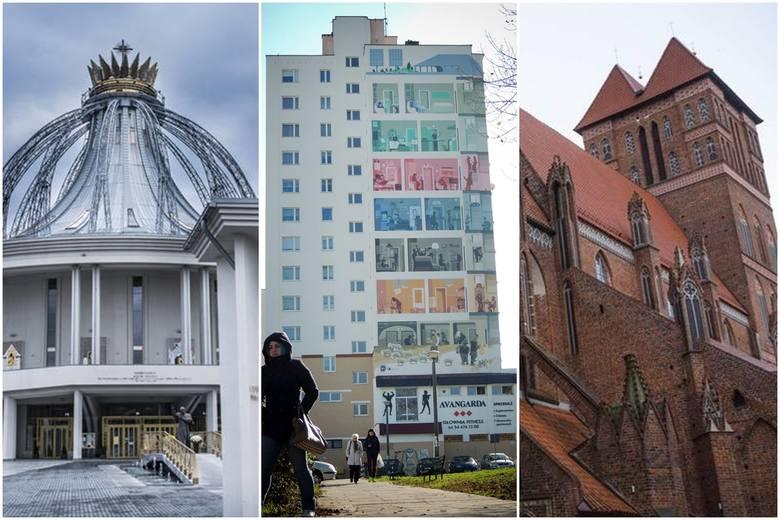 Jakie są najwyższe budynki w Toruniu? Ile metrów mierzą? Gdzie się znajdują? Obejrzyjcie naszą galerię najwyższych budynków w Toruniu i zobaczcie, czy