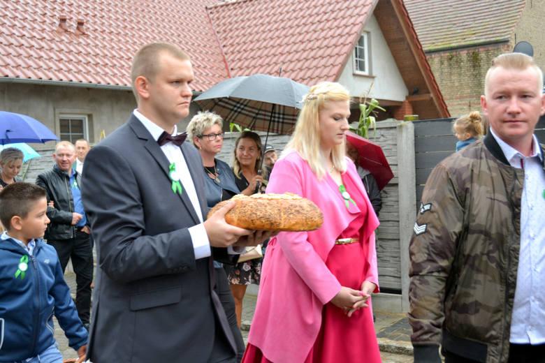 Dożynki 2019 gminy Zbąszynek odbyły się w Kręcku. Z powodu złej pogody zrezygnowano z turnieju wsi