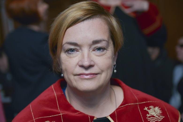 Krystyna Danilecka-Wojewódzka zaprzysiężona na prezydenta Słupska