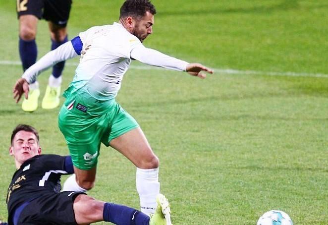 Trzy punkty zdobyli piłkarze Radomiaka Radom w meczu 11 kolejki Fortuna 1 Liga. Po golu Brazylijczyka Leandro Rossi pokonali Stomil w Olsztynie. Zobacz