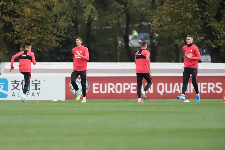 Polscy piłkarze trenowali w Rydze