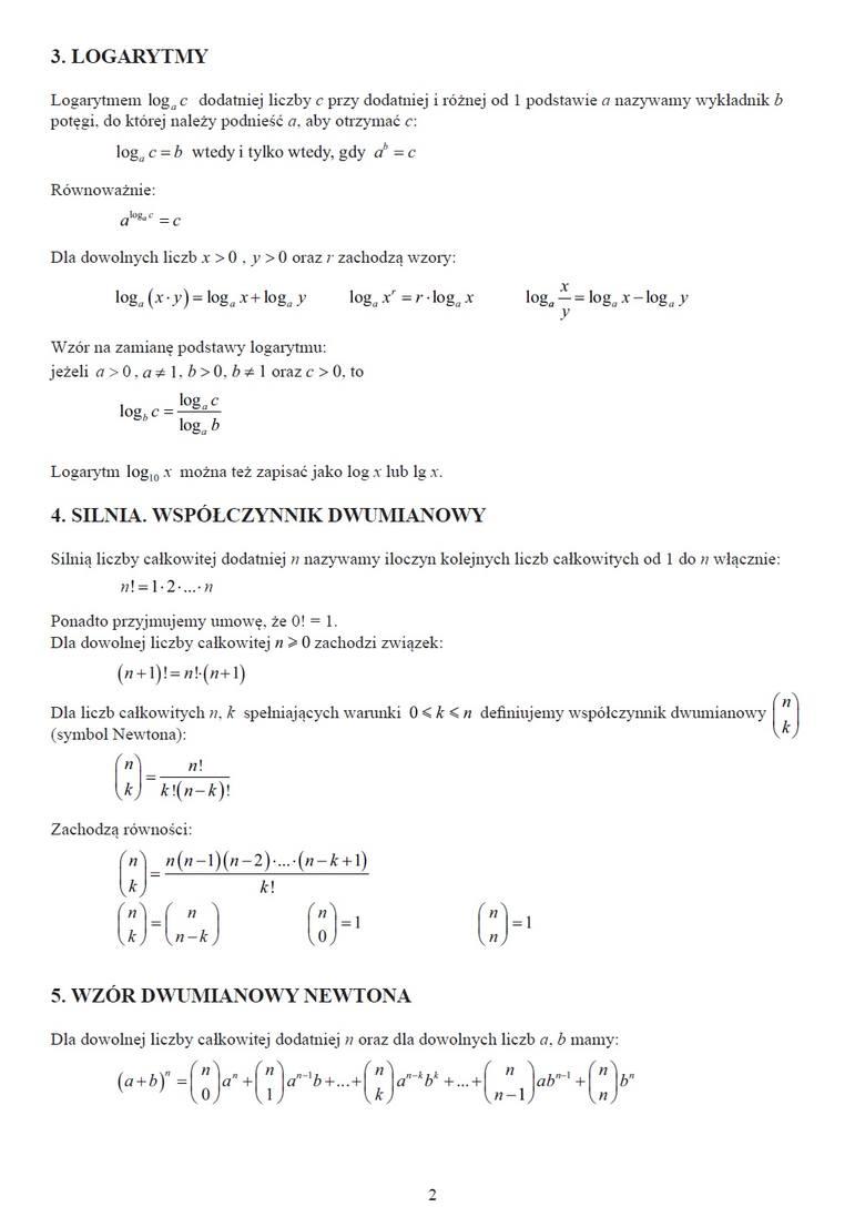 matura z matematyki 2021 online