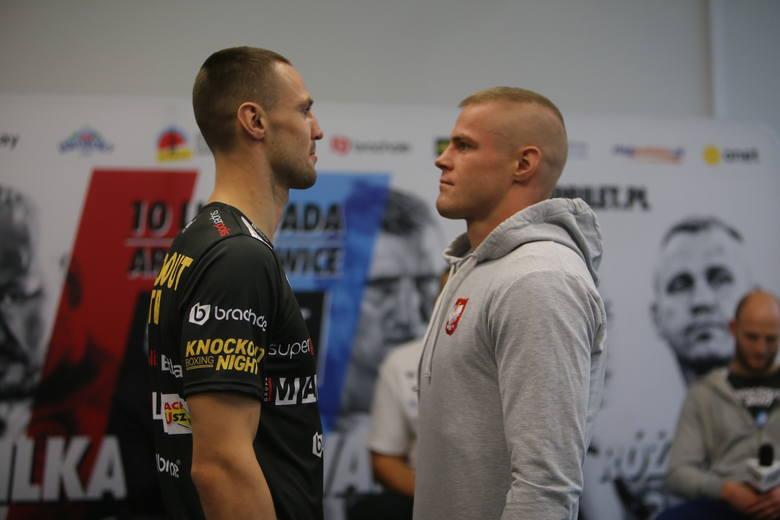 W walce wieczoru KnockOut Boxing Night 5 zmierzą się Artur Szpilka i Mariusz Wach. Podczas konferencji prasowej obaj pięściarze przekonywali o swojej