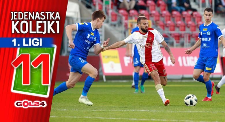 Przełamanie GieKSy i ŁKS-u. Jedenastka 13. kolejki Fortuna 1 Ligi według GOL24!