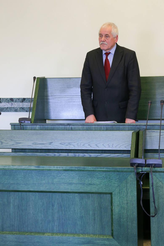 Tadeusz Karpowicz i Jerzy Kubiak walczyli o Grabówkę. Zostali uniewinnieni