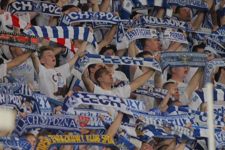 Mecz Lech Poznań - Jagiellonia Białystok oglądało na stadionie przy Bułgarskiej 24 288 kibiców. Byłeś na meczu Kolejorza? Znajdź się na zdjęciach.Przejdź