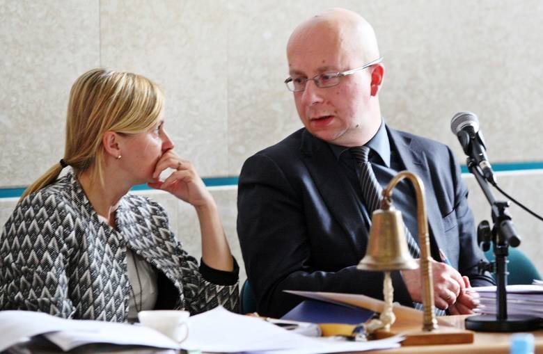 Zygmunt Zmuda-Trzebiatowski:  Tak właśnie wygląda dialog po gdyńsku - podsumował całą sytuację.