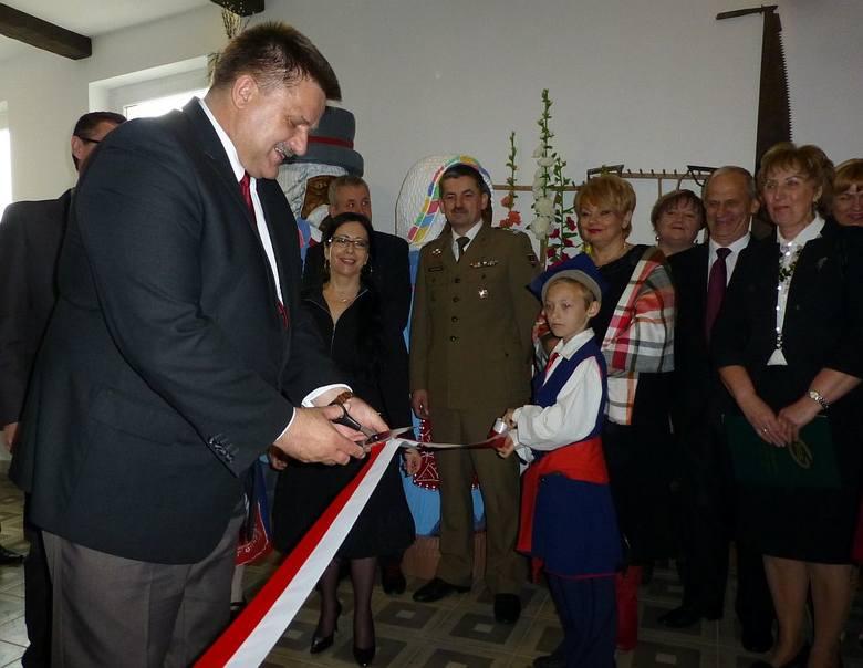 Otwarcie Centrum Dziedzictwa Kujaw Zachodnich w Łojewie [zdjęcia]