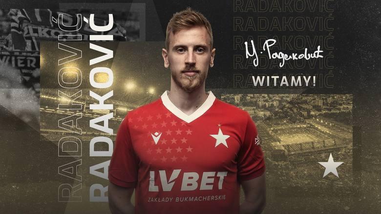 Z: Sparta PragaDo: Wisła KrakówPozycja: Środkowy obrońcaWiek: 26Występów w tym sezonie: 1