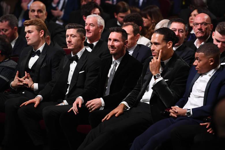"""Oto 50 najbardziej wpływowych postaci według """"France Football"""" (ZDJĘCIA)"""