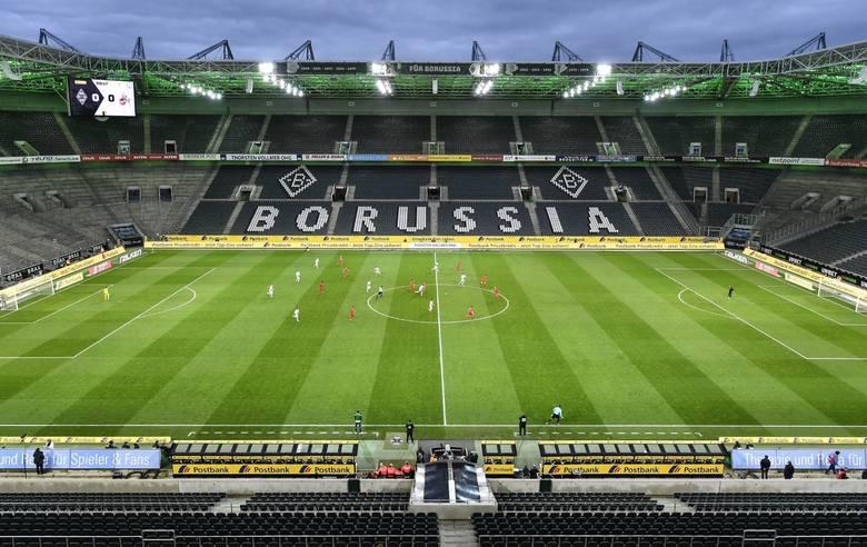 """Tekturowi kibice wypełnią stadion Borussii Moenchengladbach? """"Na razie zamówiliśmy 1000 sztuk"""""""