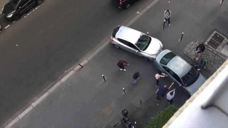 Francja: Strzelanina w centrum Paryża, napastnik zatrzymany przez policję. Jest nagranie [VIDEO]