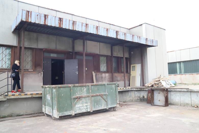 Pawilon po dawnej pralni zostanie poddany kapitalnemu remontowi.