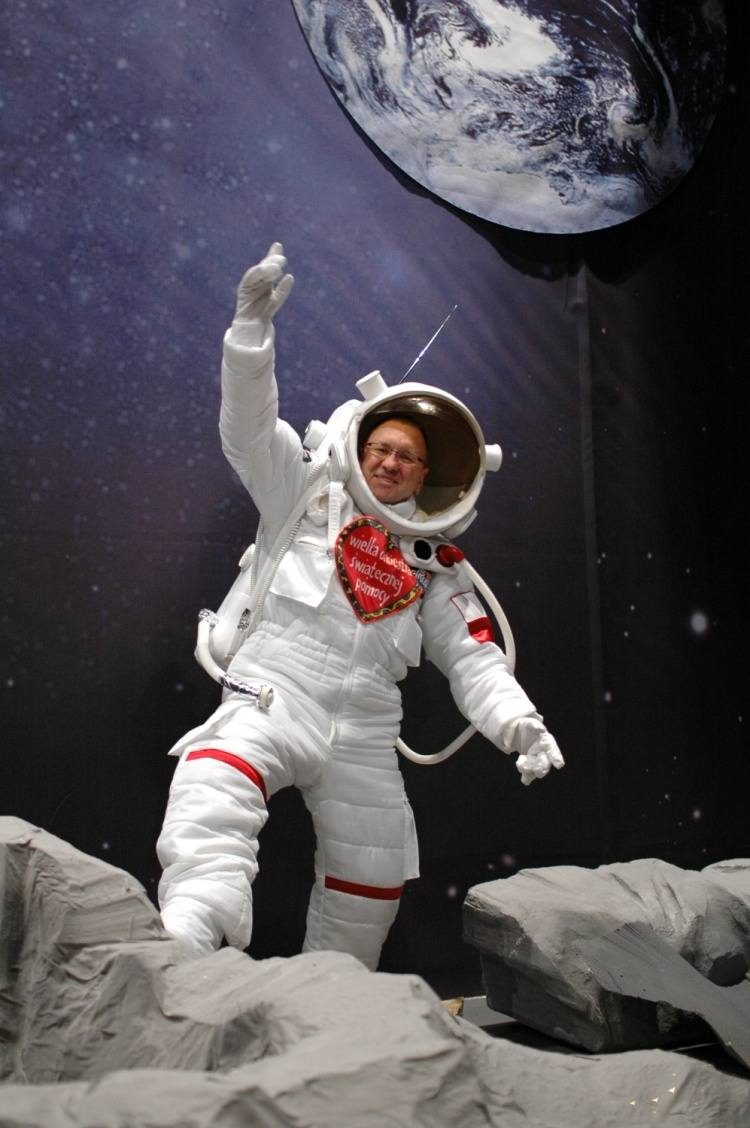 Kosmiczny wyczyn Jurka Owsiaka i Wielkiej Orkiestry Świątecznej Pomocy to rekord uzbieranej sumy, który pada co roku.