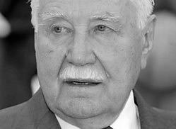 Ryszard Kaczorowski, urodzony w Białymstoku, polityk, działacz społeczny i harcerz; ostatni prezydent RP na uchodźstwie