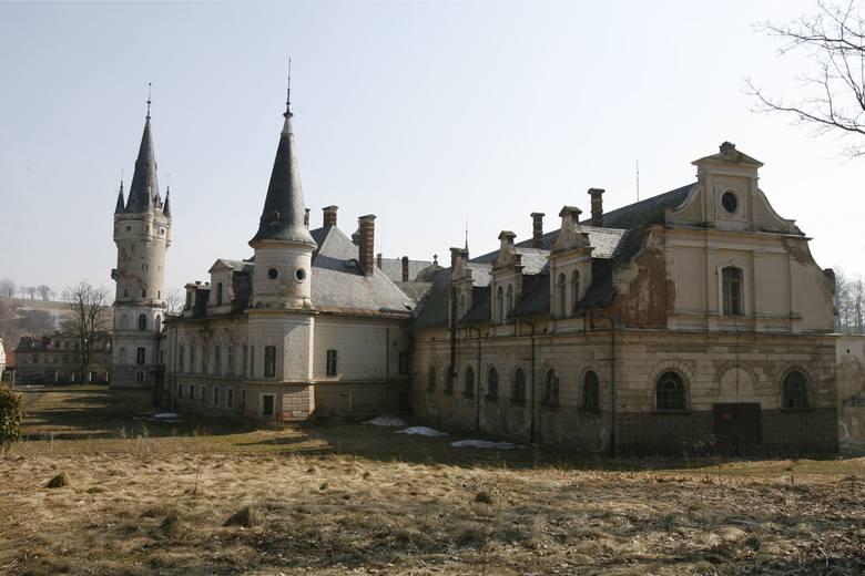 Istnienie tego zabytku mogło umknąć nawet miłośnikom architektury pałacowej. Wzniesioną w XVI wieku budowlę udostępniono zwiedzającym niedawno - w 2016