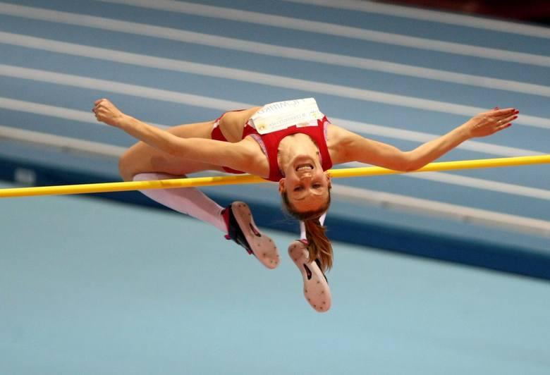 Natomiast na Halowym Pucharze Europy w Moskwie była szósta (189 cm).