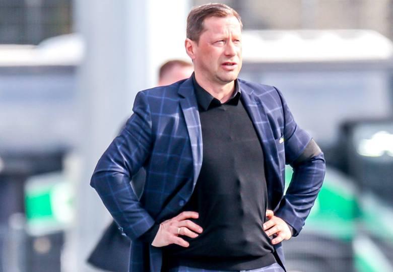 Piłkarze Radomiaka nie grali w ten weekend. Podopieczni trenera Dariusza Banasika, swój mecz 25 kolejki z GKS w Tychach rozegrają we wtorek (jutro) o