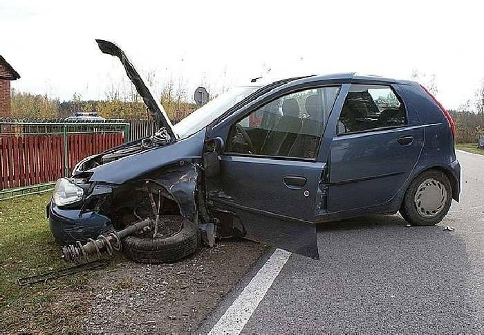 W wyniku wypadku do szpitala zostało przewiezionych sześć osób