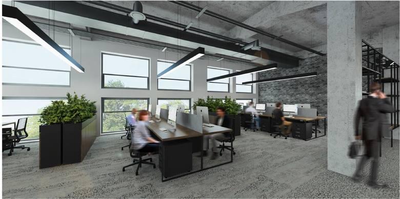 Tak będzie wyglądał po modernizacji historyczny budynek Fabryki Broni.