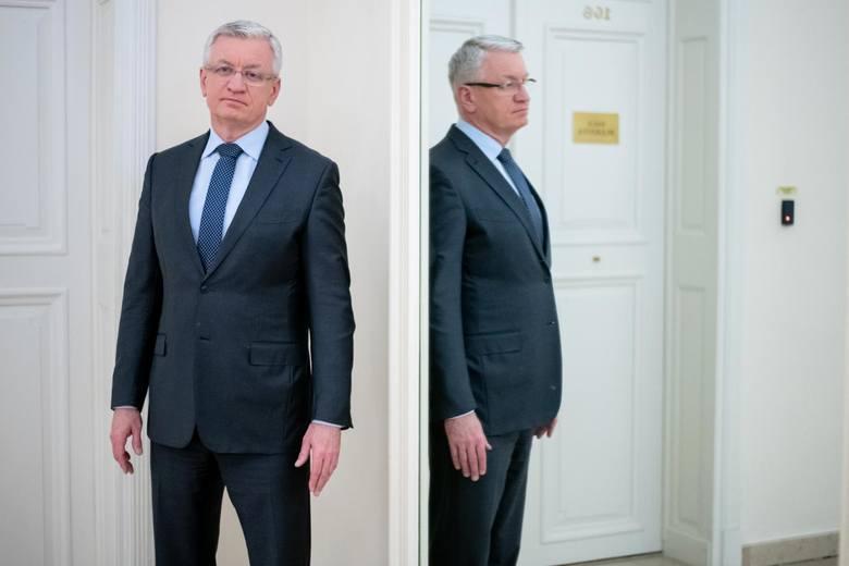 - Personel medyczny powinien być najlepiej zabezpieczony i testowany na obecność Covid-19 - podkreśla Jacek Jaśkowiak, prezydent Poznania