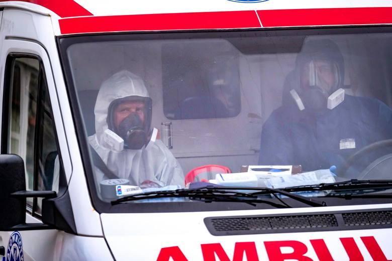 Wzrosła liczba osób zakażonych koronawirusem w Małopolsce
