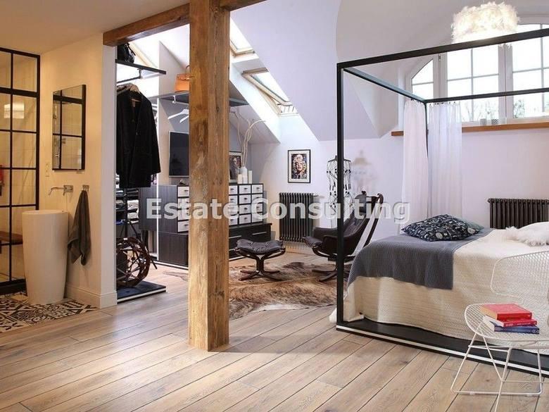 Master bedroom - to ok. 45m2 strefy prywatnej łączącej dużą sypialnię, komfortową otwartą łazienkę oraz otwartą garderobę;
