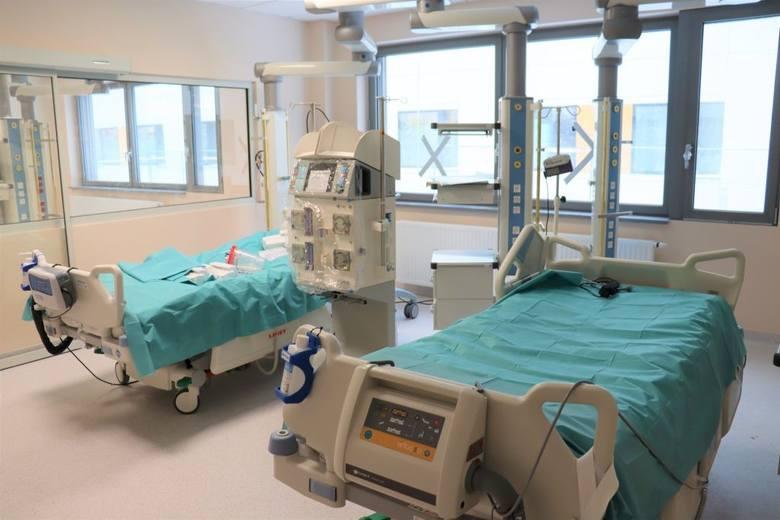 Szpital w Gorzowie się rozbudowuje. Prawie gotowy jest już nowy OIOM!