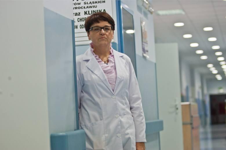 Profesor Brygida Knysz
