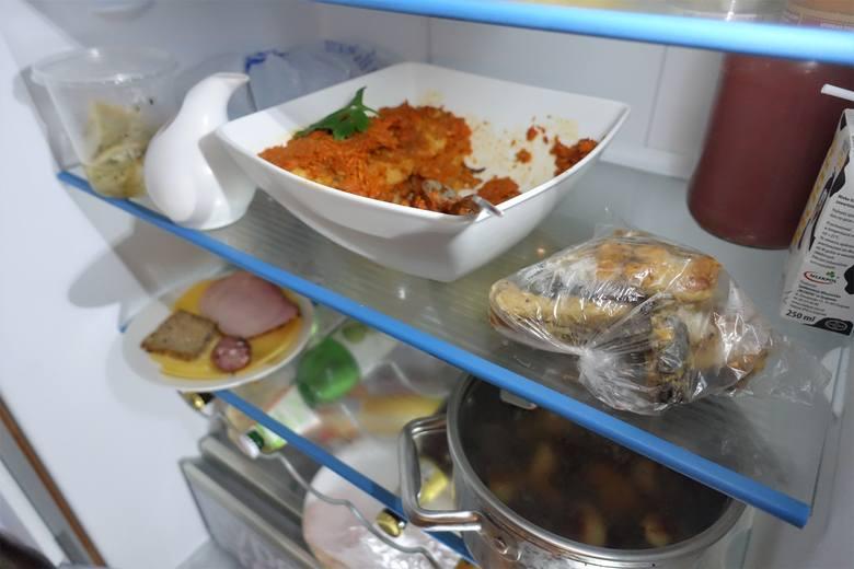 Przechowywanie jedzenia po Świętach