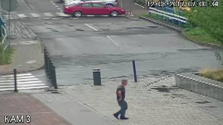 Napad w Katowicach: ten mężczyzna podejrzany jest o brutalny napad i pobicie kobiety