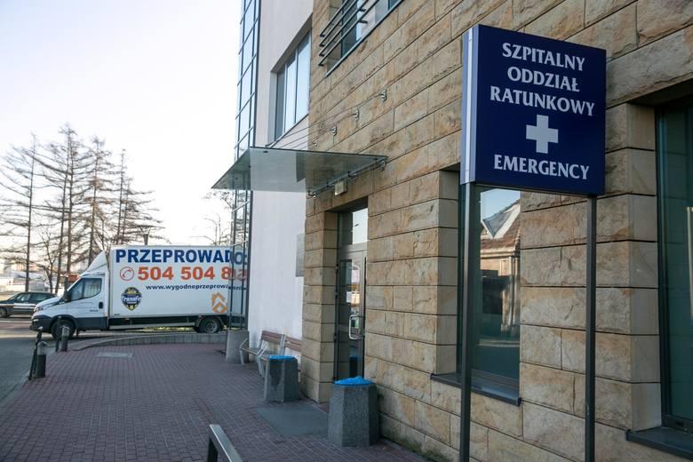 II tura przeprowadzki Szpitala Uniwersyteckiego do Prokocimia potrwa trzy dni