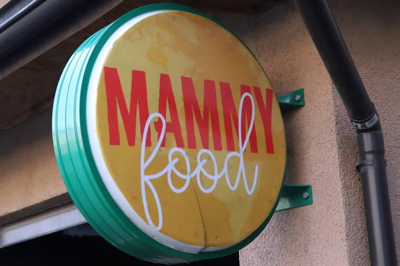 Mammy Food to nowa nazwa bistro Galancie.